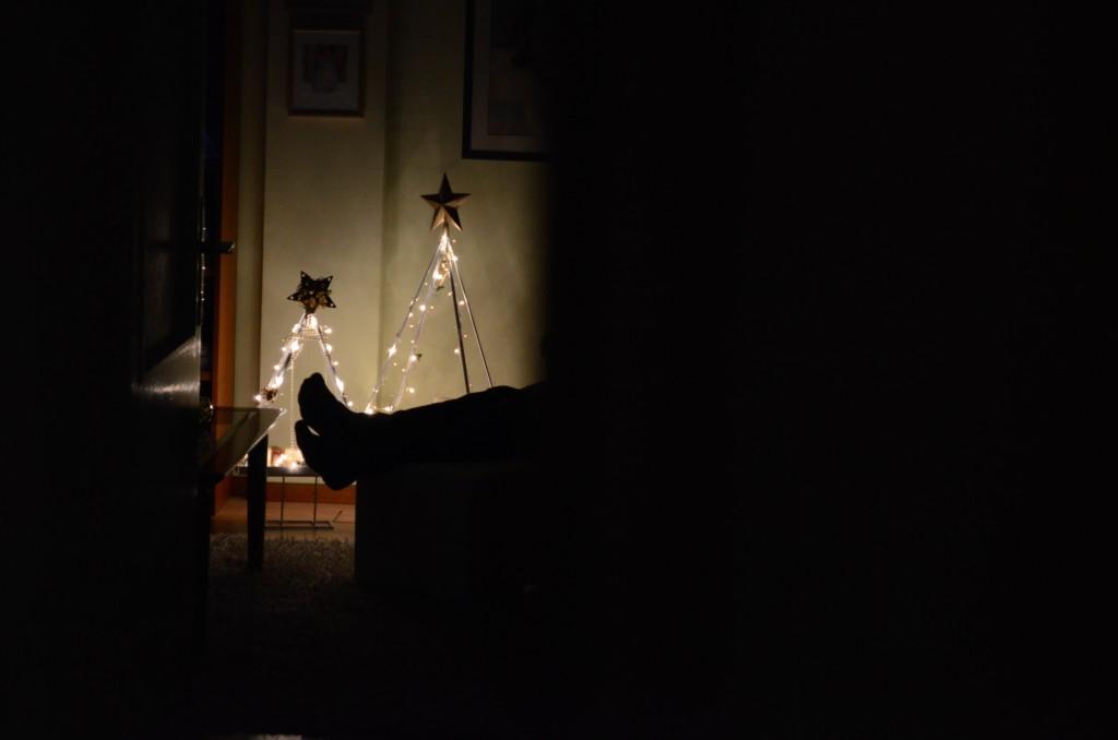 Tearful Christmas