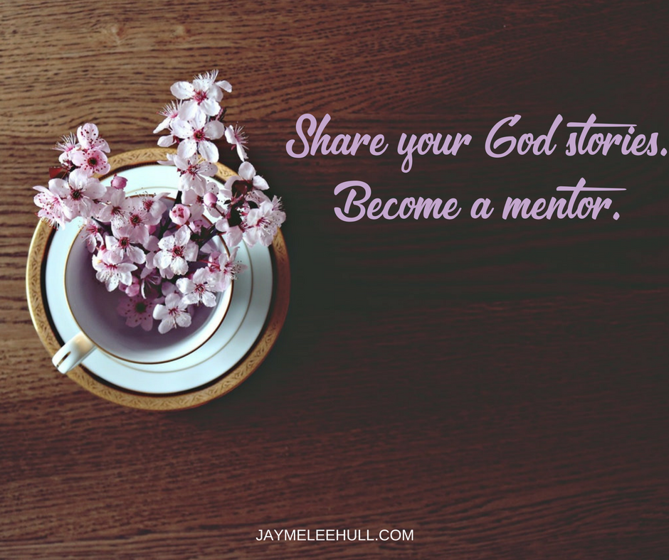 Will you answer the call from God to become a Christian mentor to the next generation? The younger generations need godly mentors right now.