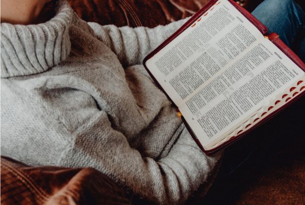 Why memorizing Scripture Matters and How To Get Started
