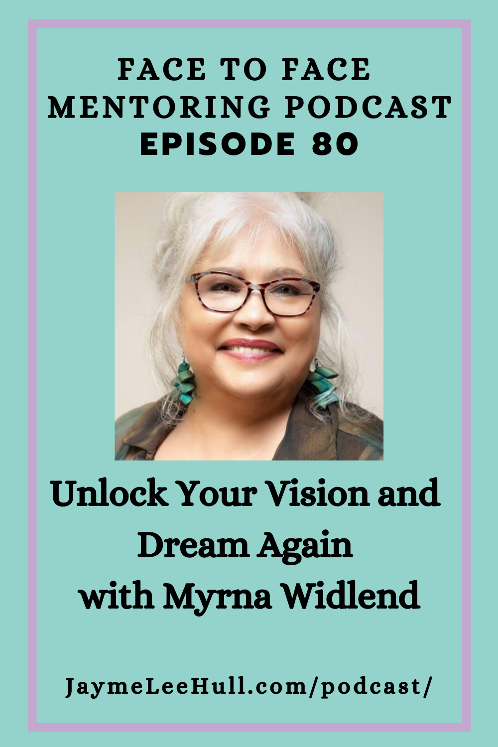 Do you need clarity? Have you forgotten how to dream? Using a vision board can be a solution tool to gain clarity. In Episode 80 my guest Myrna Widlend, shares her story and how to Unlock Your Vision to get unstuck and move forward in your life.